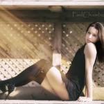 Jennie-Lingerie-Photgraphie extérieur