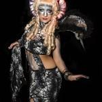 Photographie Cirque de Boudoir-FantasyLand, Montreal, Juillet 2014 - déguissement- maquillage