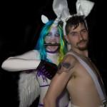 Photographie Cirque de Boudoir-FantasyLand, Montreal, Juillet 2014 - déguissement- maquillage-Licorne-Bunny