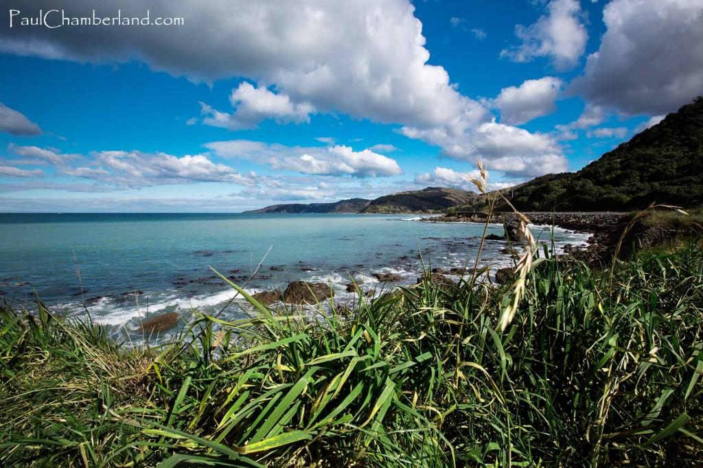 Nouvelle Zélande-île du sud-Mer Tasman
