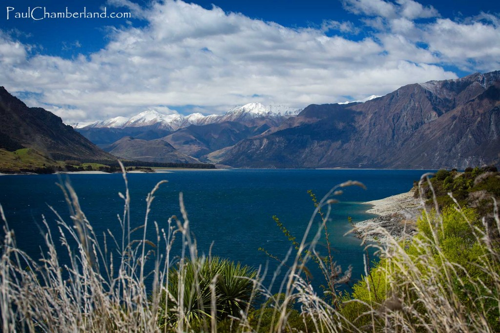 Nouvelle Zélande-île du sud-Lac Hawea