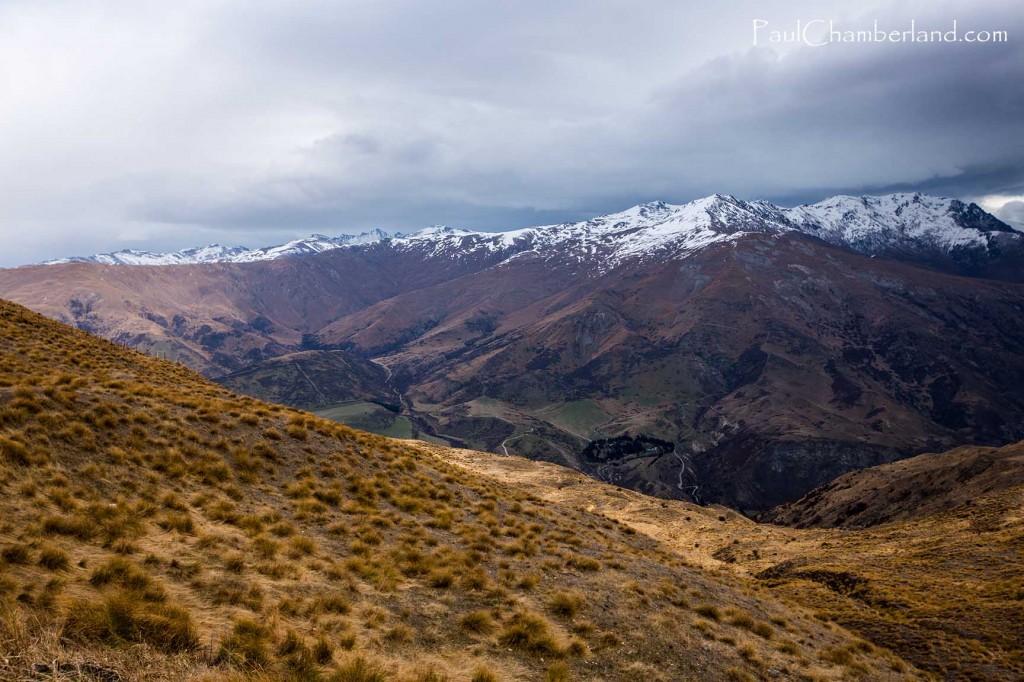 Nouvelle Zélande-île du sud-Montagnes