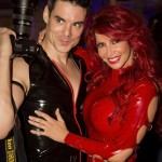 Bianca Beauchamp-Latex-Dress-Montreal Fetish Weekend-Martin Perreault