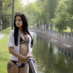 Catherine Marcotte-Canal Lachine-Mailhot de bain