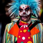 Montréal Zombie walk 2014-Clown
