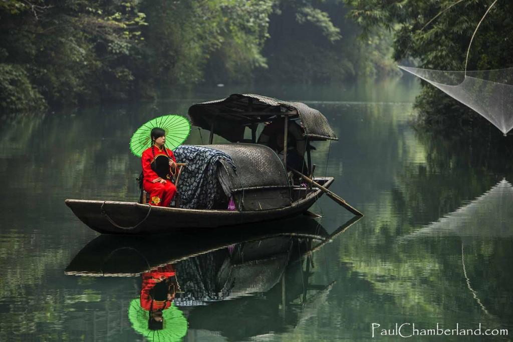 Chine-Les gorges du Yangtze