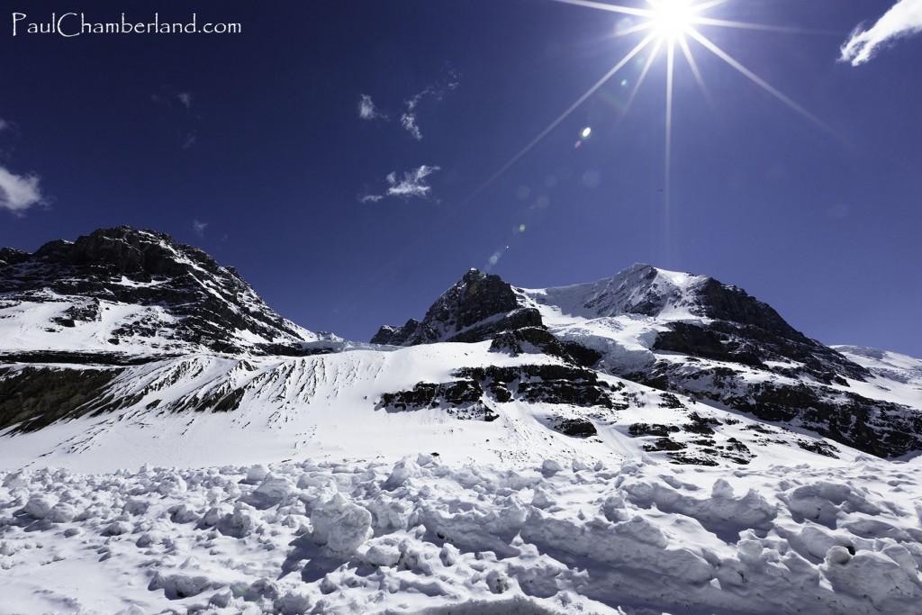 Jasper-Canada-Columbia Icefield