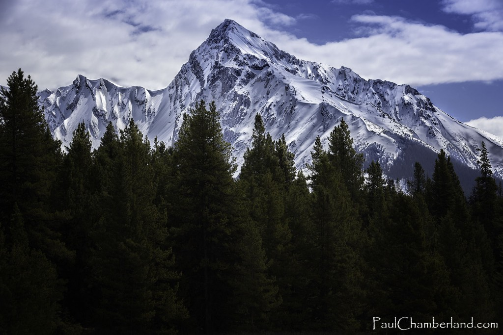 Jasper-Canada-Paysage-Lac Maligne