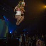 Photographie Cirque de Boudoir-FantasyLand, Montreal, Juillet 2014 - déguissement- maquillage-Acrobate