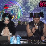 Photographie Cirque de Boudoir-FantasyLand, Montreal, Juillet 2014 - déguissement- maquillage-DJ