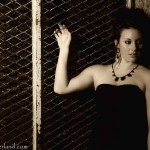 Arianne en cage