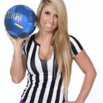 Mélissa-Arbitre-Ballon de soccer