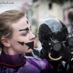 Montreal Fetish Weekend-Latex-Masque