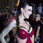 Montreal Fetish Weekend-Latex-Red Carpet