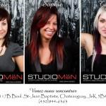 Studio Men-Salon de coiffure pour homme