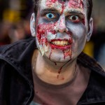 Montréal Zombie walk 2014